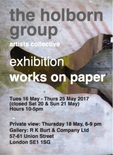 Works on Paper 2017