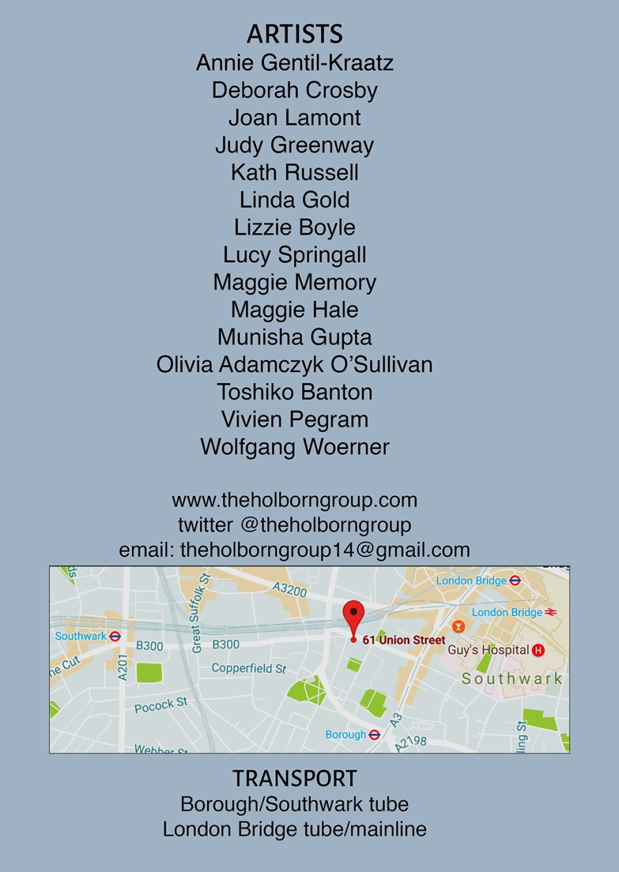 Holborn Group Exhibition 2018