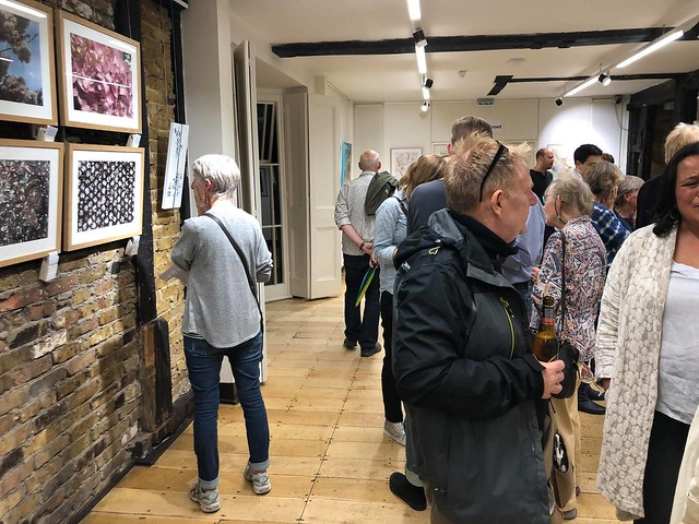 Private View at Lauderdale House, 2019